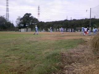 ソフトボール!