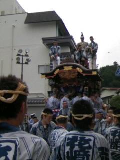 成田のお祭