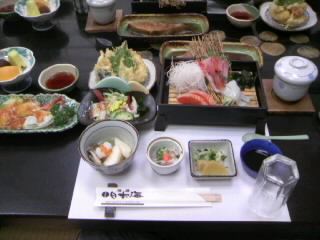 お昼ご飯♪