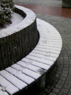 雪はいいけど