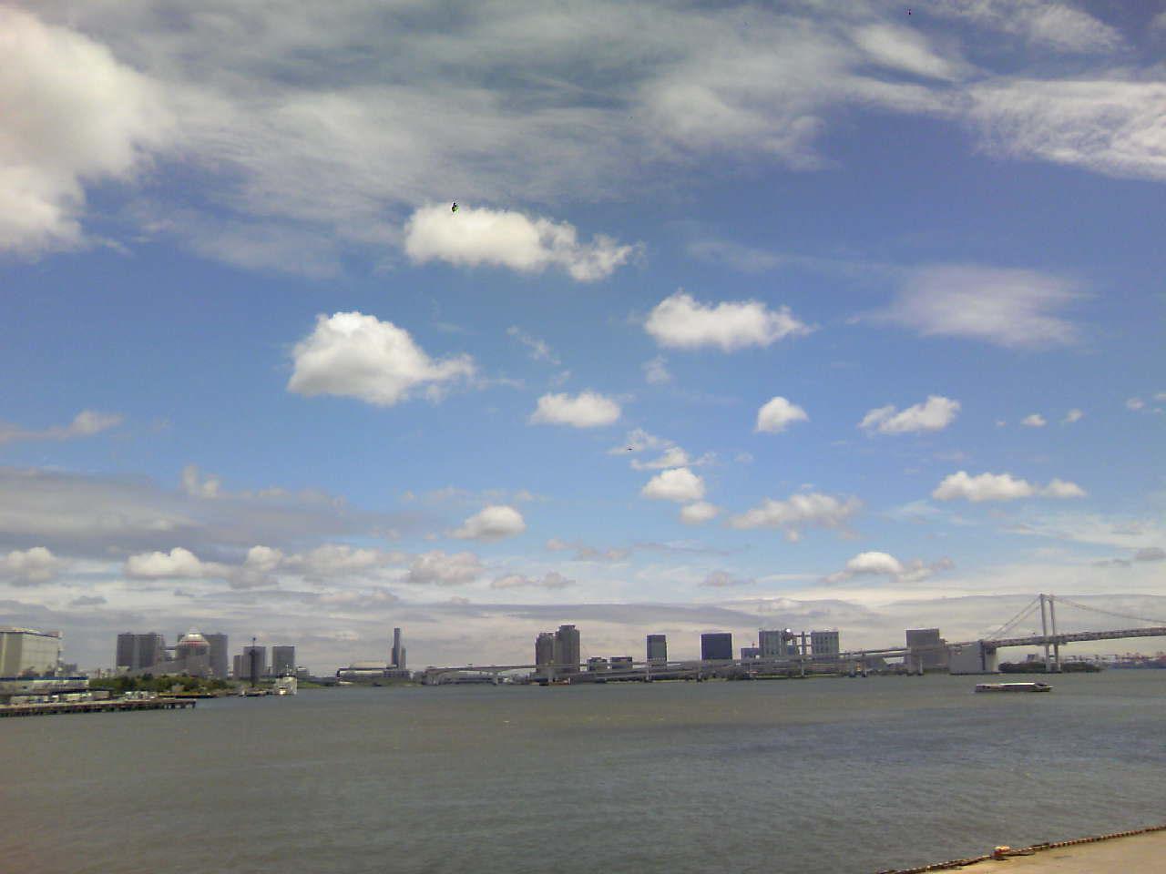竹芝桟橋です