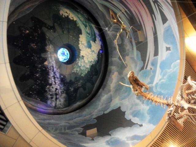 神奈川県立生命の星地球博物館