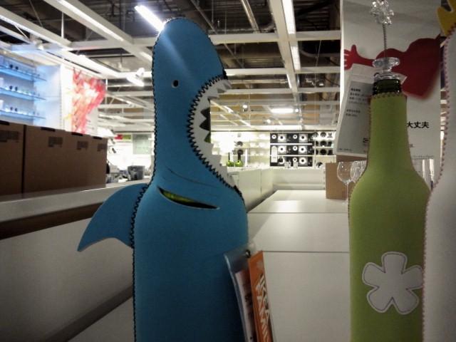 IKEAって面白いな